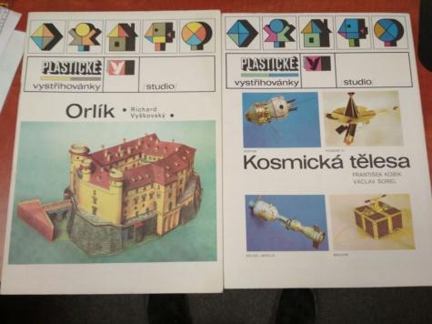 modely z YSflight / smikajdy na prodej / stare stavby