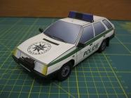 Škoda Forman Policie ÈR