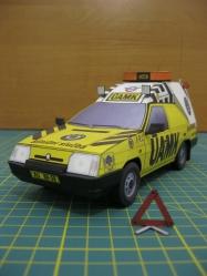 Škoda Forman Plus ÚAMK