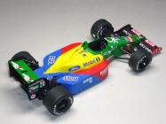 Benetton B188 - Johnny Herbert - GP San Marina 89
