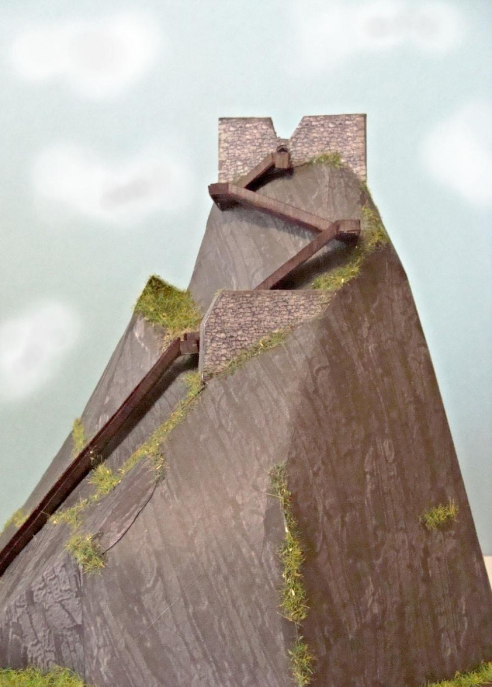 věž Baba - Trosky