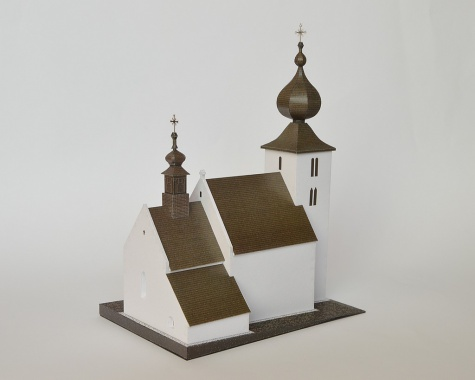 Kostol sv. Ducha, Žehra