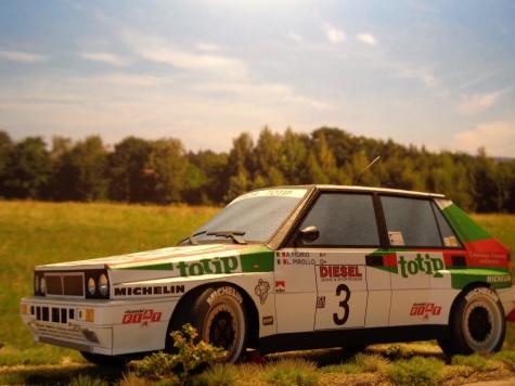 Lancia Delta HF Jolly Club