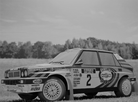 Lancia Delta HF Jolly Club