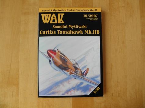 Curtiss Tomahawk Mk.IIB