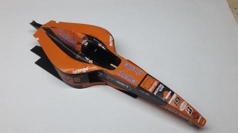 Arrows A21 2000 ( společný model)