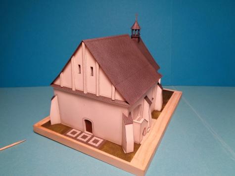 Kostel nejsvětější Trojice Klimkovice