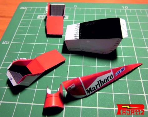 Ferrari F2000 - Rubens Barrichello - společný model