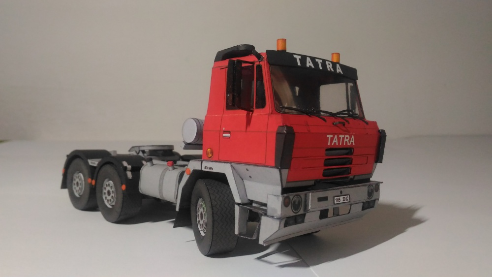 Tatra 815 6x6 NTH PMHT + Zremb n25.31