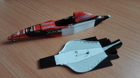 Arrows A21 - 2000 - Pedro de la Rosa (společný model)