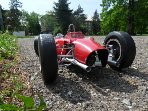 Ferrari 156 B2 - 1963