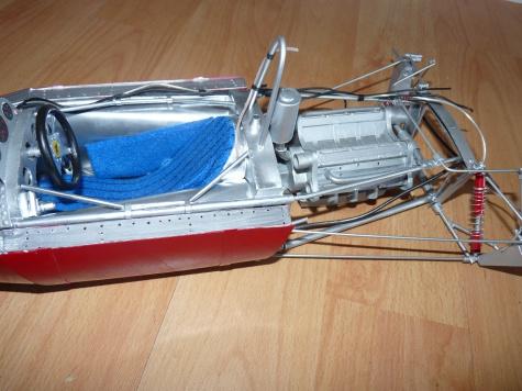 Ferrari 156 Aero - 1963