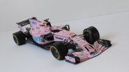 Force India VJM10 - GP Spain 2017