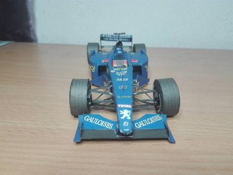 Prost AP 03 (2000) Jean Alesi