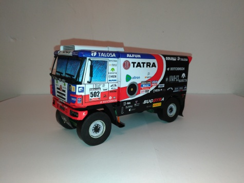 Dakar 1990 - Současnost