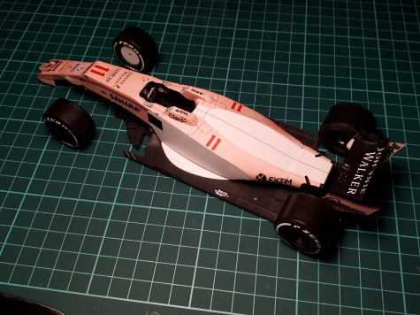 Force India VJM10 2017 - alfaparalelka
