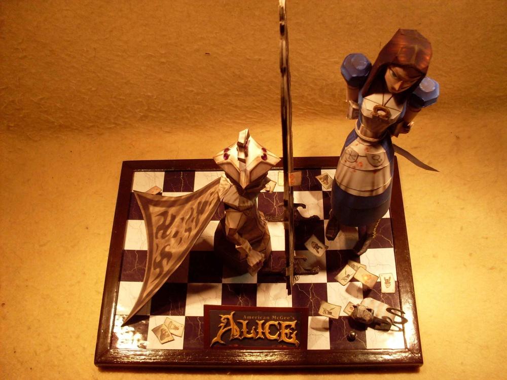 American McGee's Alice