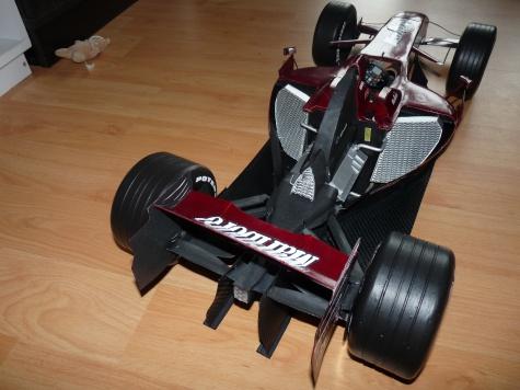 Ferrari F 2007 GP Čína 2007