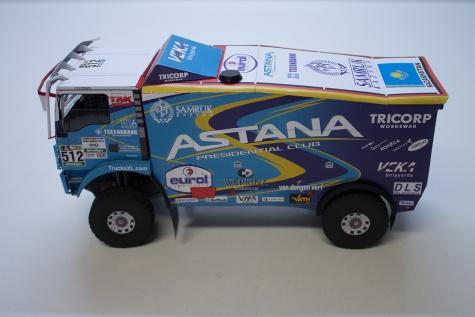 MAN TGS 18.480 Dakar 2017