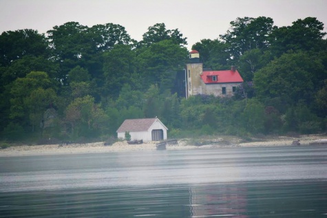 South Fox lighthouse