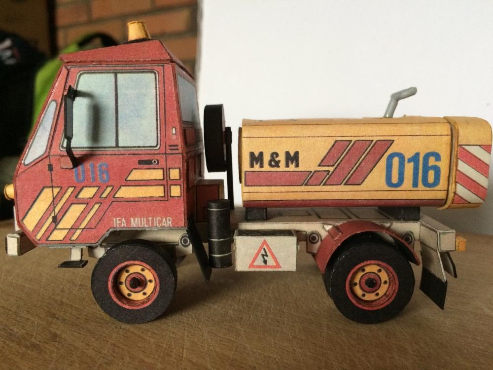 IFA Multicar 2548/22