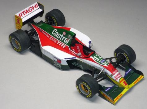 Lotus 107B - Johnny Herbert - GP Brazílie 93