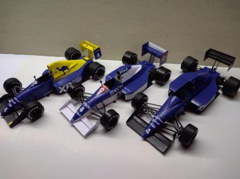 Tyrrell 018, 1990, J. Alesi, USA