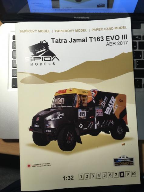 Tatra Jamal T163 EVO III
