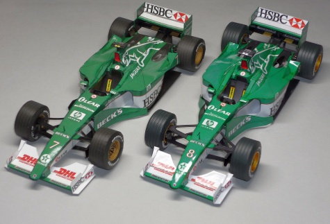 Jaguar R1 - Johnny Herbert - 2000
