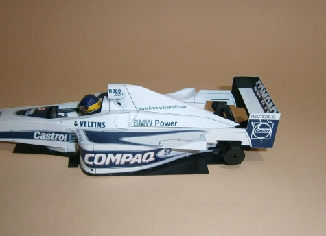 Williams FW22 - R. Schumacher - 2000 (společný model)