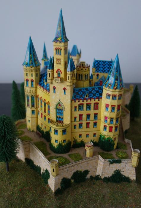 Hrad Hohenzollern