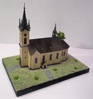 Kostel sv. Cyrila a Metodìje v Nebušicích