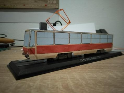 ČKD Tatra T5 (malý model)