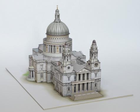Katedrála sv. Pavla, Londýn