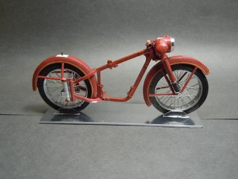 Motocykl   JAWA 250