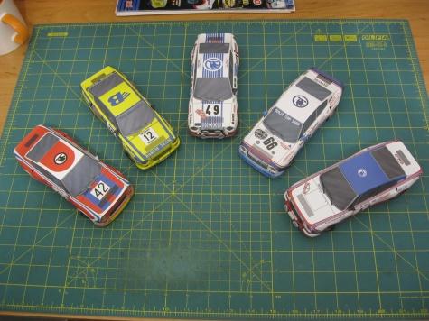 Škoda 130 RS Quintet