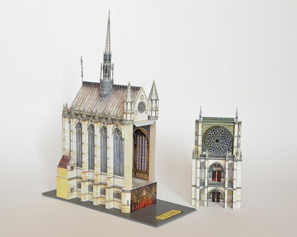 Sainte Chapelle, Paríž