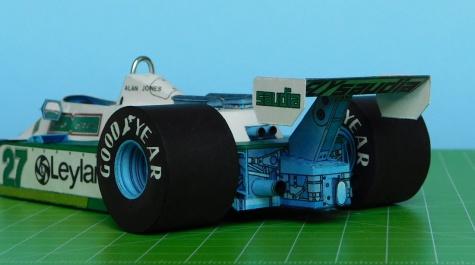 Williams FW-07 B