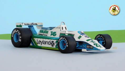 Williams FW-07 B