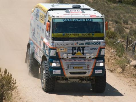 Ginaf X2222 - Dakar 2009