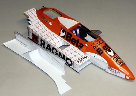 Arrows A3 - Riccardo Patrese - GP San Marina 1981