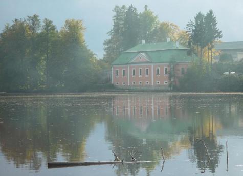 Letní prelatura v zámku ve Žďáru nad Sázavou