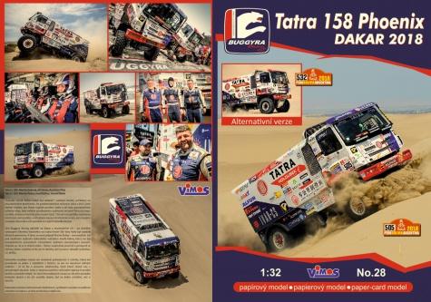 Tatra Phoenix - Dakar 2018