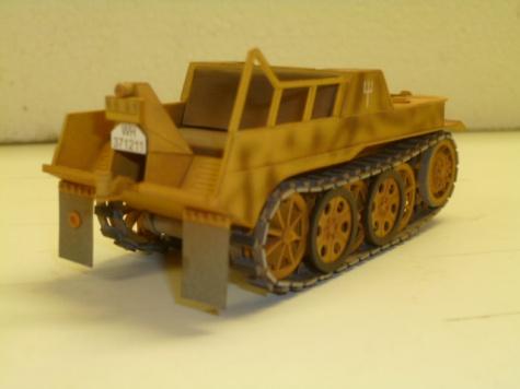 SdKfz 2 NSU Kettenkrad