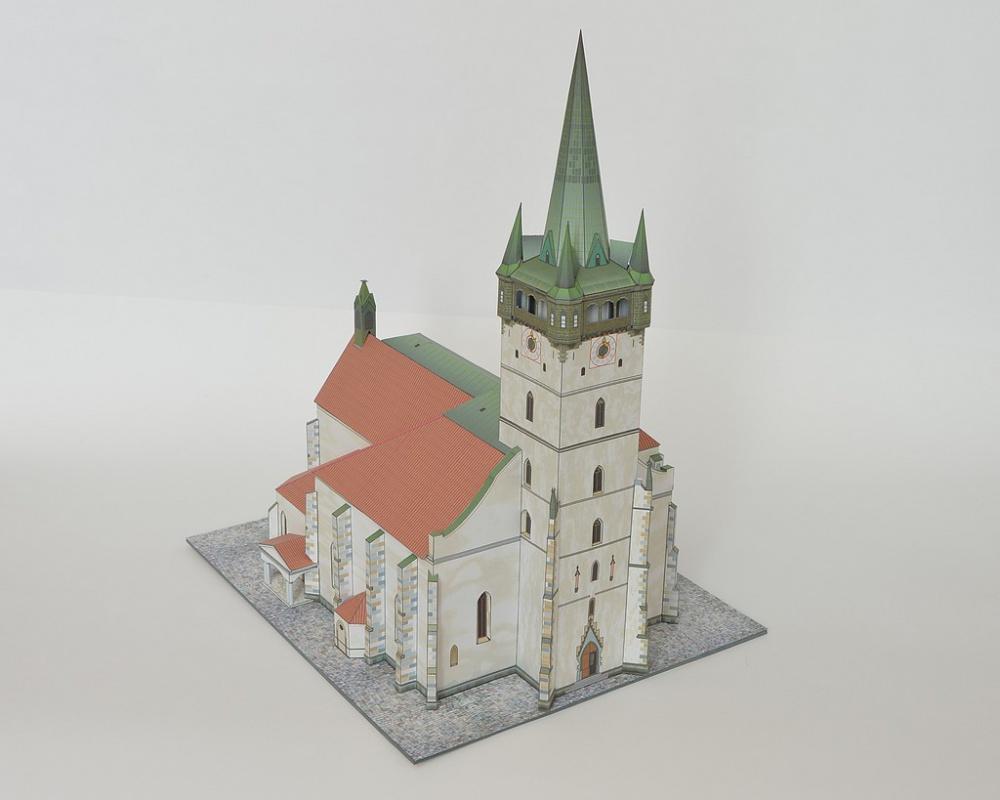 Konkatedrála sv. Mikuláša v Prešove