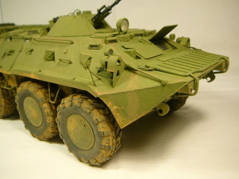 BTR - 80