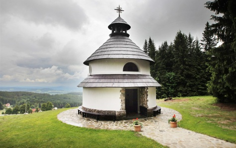 Svatý Antonín - Javorník