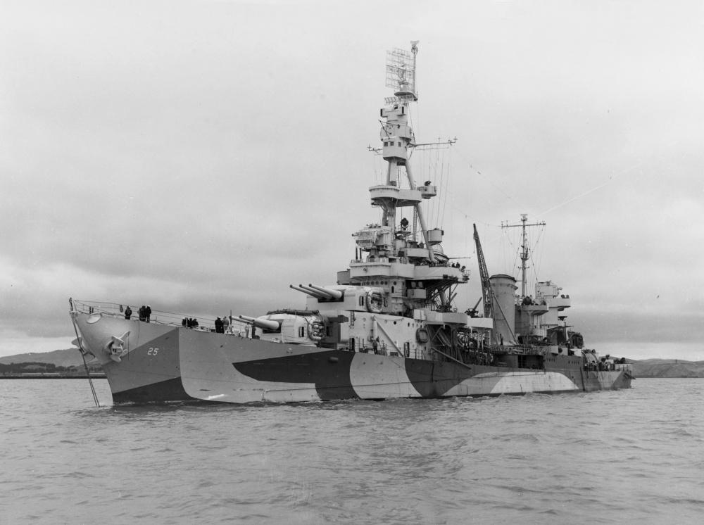 USS Salt Lake City / WAK / 1:200