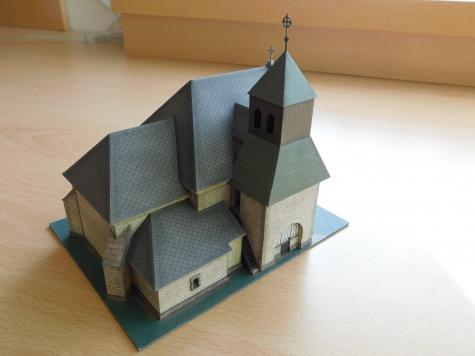 Kostel Stětí sv. Jana Křtitele - Krpy