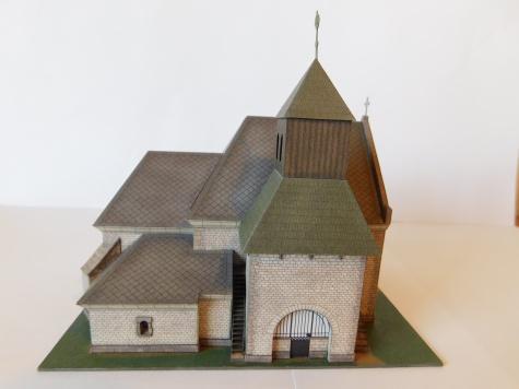 Kostel Stětí sv. Jana Křtitele v Krpech